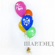 Паутина и пауки из воздушных шаров на хэллоуин (ШДМ) аэродизайн, оформление зала воздушными шарами